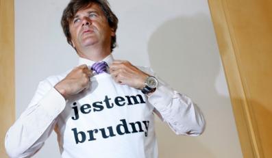 Palikot: Tadeusz Rydzyk to biały brudas?