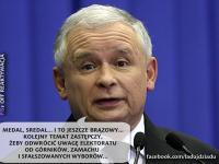 """Kopacz szuka """"sukcesu rządu"""", a Kaczyński prezentuje nową ochronę. MEMY DNIA"""