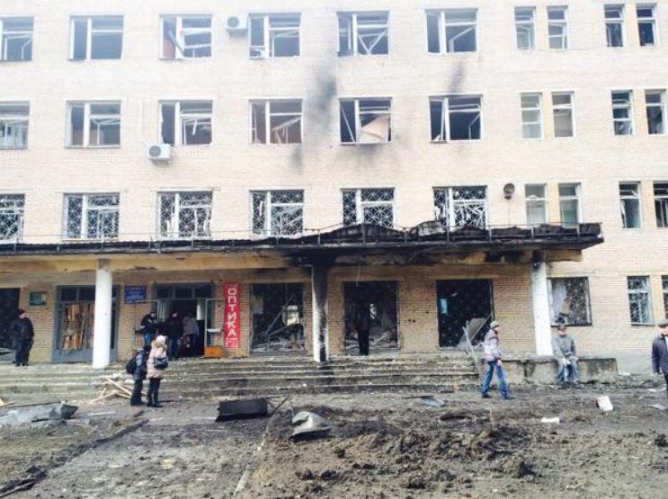 Szpital w Doniecku