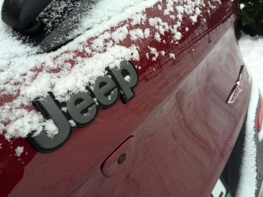 Jeep cherokee 3.2 VVT 4x4 Trailhawk