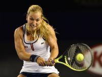 Tenisistki bicepsy mają prawie tak wielkie, jak Marit Bjoergen. ZDJĘCIA