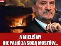 Kto podpalił most i co rolnicy robią w Warszawie? MEMY TYGODNIA