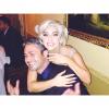 Lady Gaga i Taylor Kinney w chwilę po zaręczynach