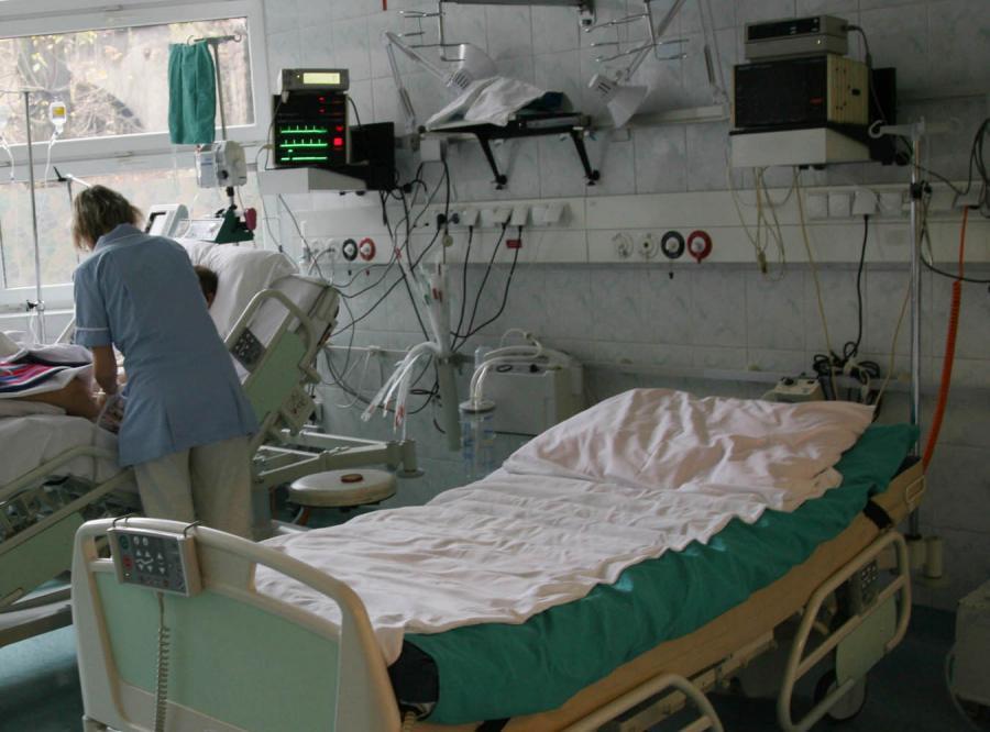 W szpitalach śmierć pacjenta jest opłacalna