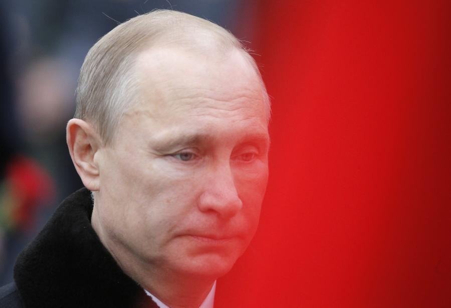 Władimir Putin. Dzień Obrońcy Ojczyzny w Rosji