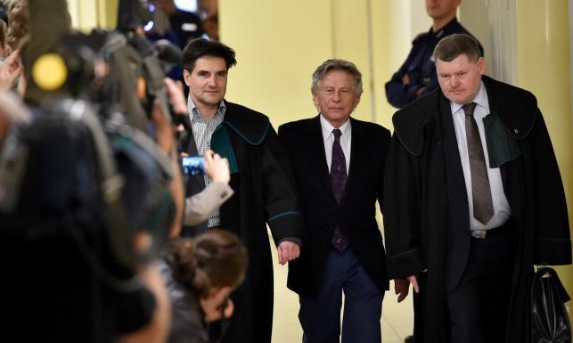 Polański przed sądem w Krakowie. Grozi mu ekstradycja