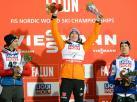 Niemiec mistrzem świata w Falun. Polacy bez medali