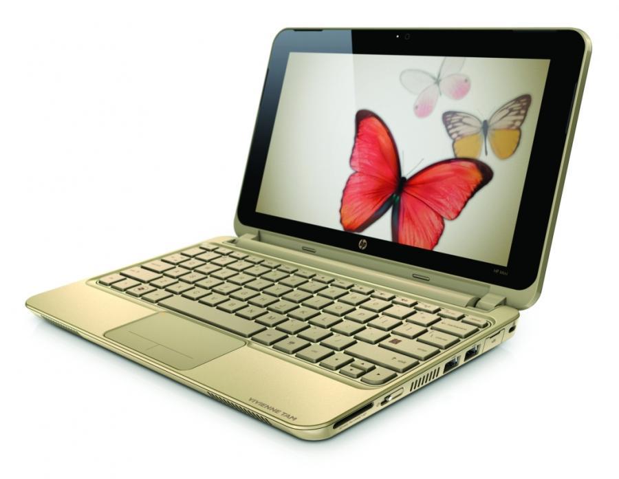 Kobiecy netbook od HP