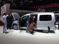 Nowe auto, które wyprodukują Polacy ujawnione w Genewie. NOWY volkswagen caddy maxi