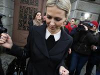 Magdalena Ogórek coraz bardziej przypomina gwiazdę filmową!