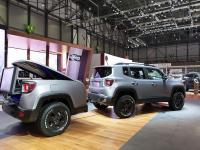 Stworzyli samochód twardy jak stal! Nowy jeep renegade hard steel. ZDJĘCIA