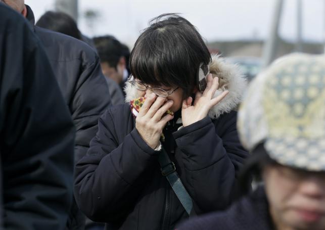 Czwarta rocznica tsunami w Japonii