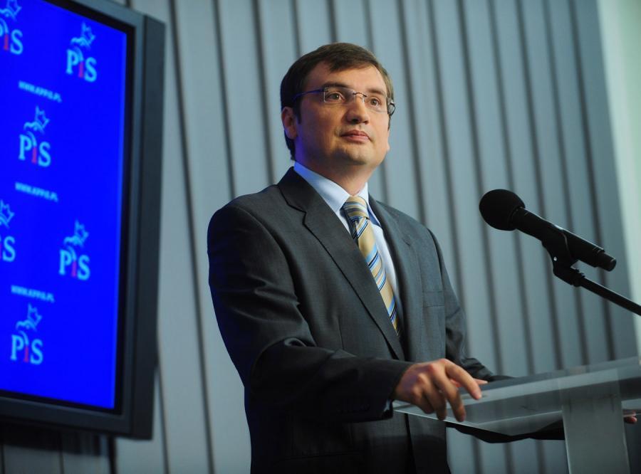 Ziobro poskarży się na Polskę w Strasburgu