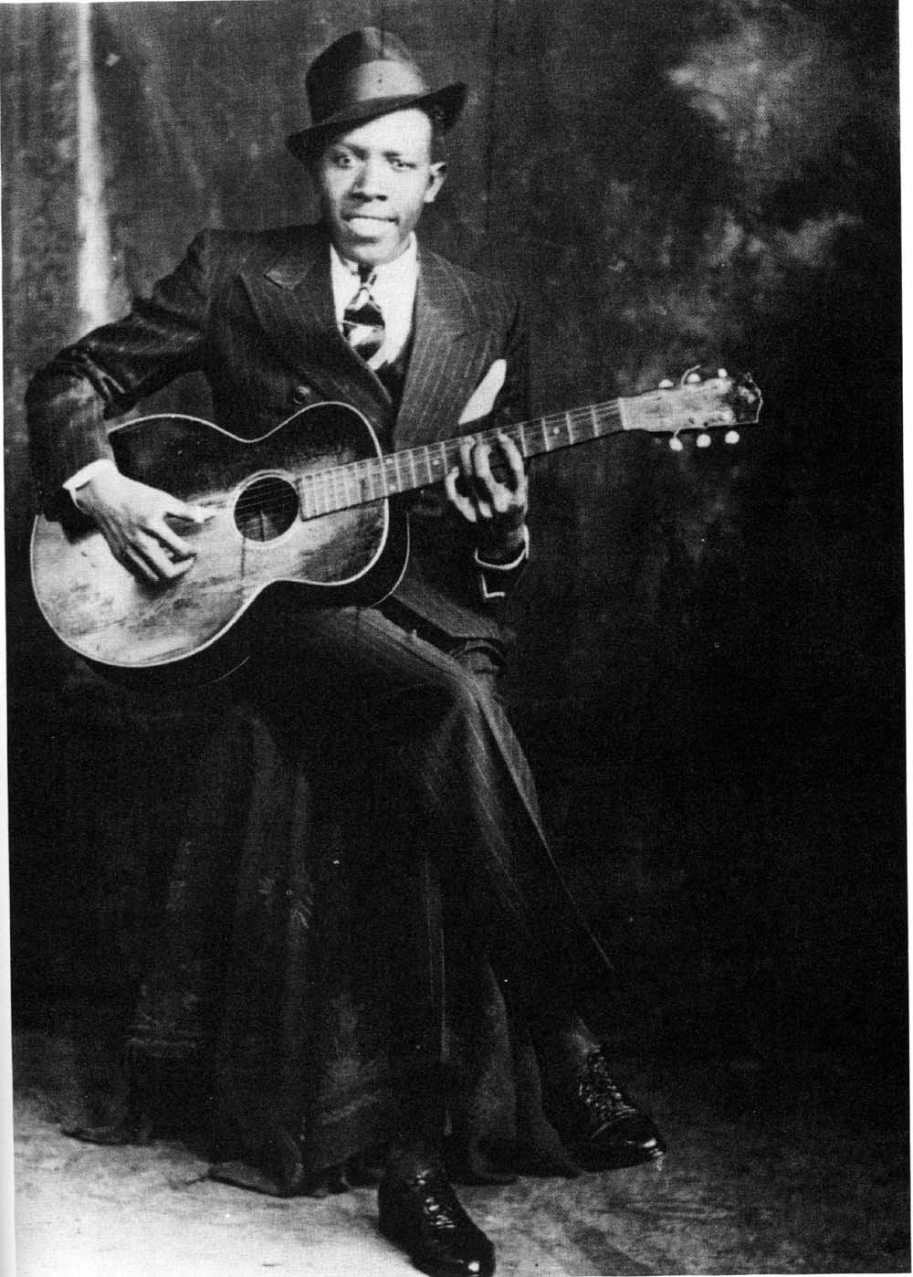 Robert Johnson (1911 – 1938)