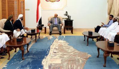 Prezyent Abdo Rabbo Mansour Hadi