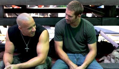 Vin Diesel i Paul Walker
