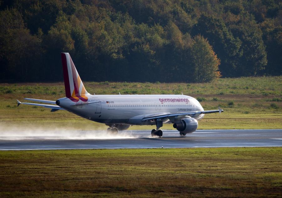 Airbus Germanwings A320