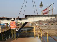 Most Grota w Warszawie najszerszym mostem w Polsce. Jakim cudem? ZOBACZ ZDJĘCIA