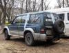 Mitsubishi pajero na Ukrainie