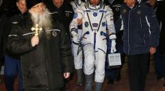 Rozpoczyna się roczna misja na Międzynarodowej Stacji Kosmicznej