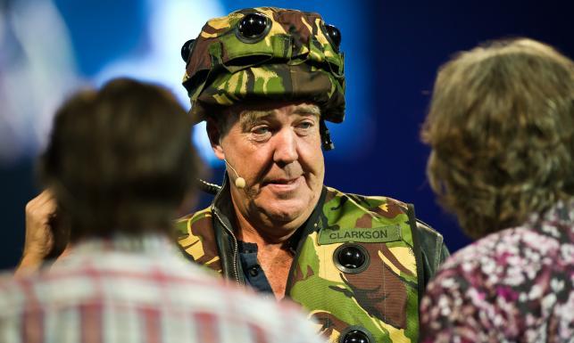 Tak Jeremy Clarkson szydził z wojny i Polaków. Oglądały to miliony ludzi