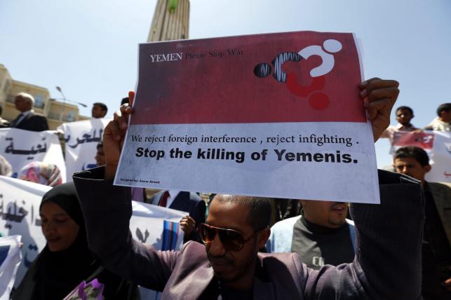 Konflikt w Jemenie