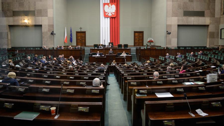 Sejm, debata na temat projektów dotyczących in vitro