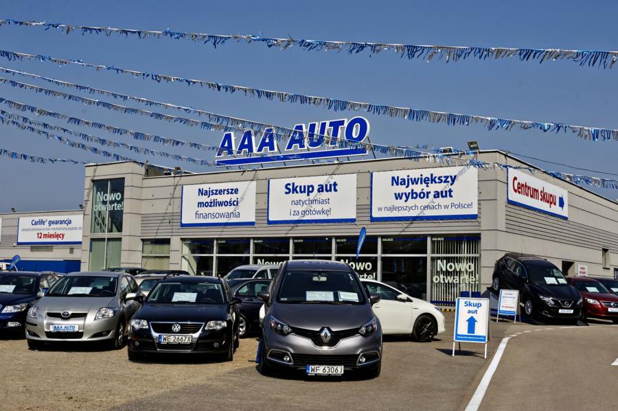 AAA Auto w Piasecznie