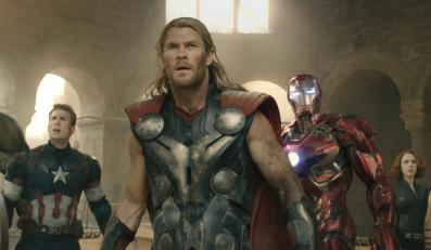"""Avengers: Czas Ultrona"" w kinach już 7 maja"