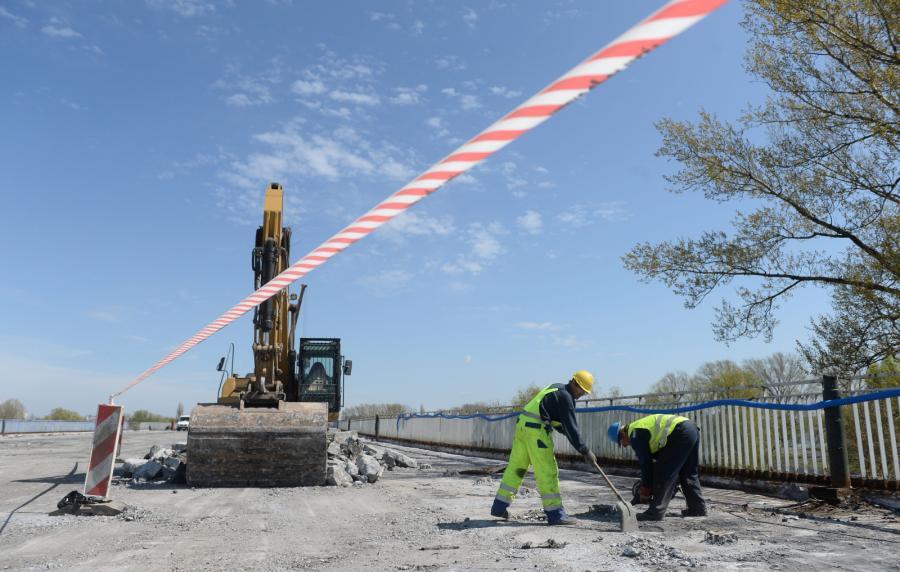 Powstaje nowy Most Łazienkowski