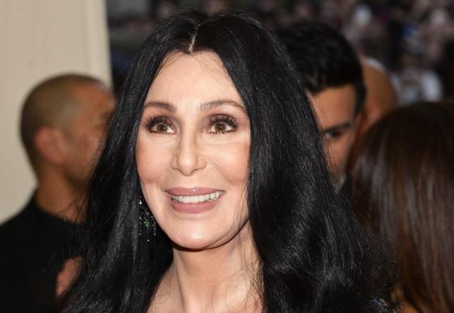 Cher w świetnej formie na Met Ball 2015
