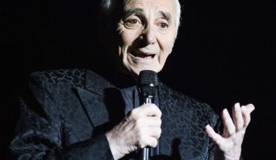 Charles Aznavour  wciąż czaruje nostalgicznym klimatem
