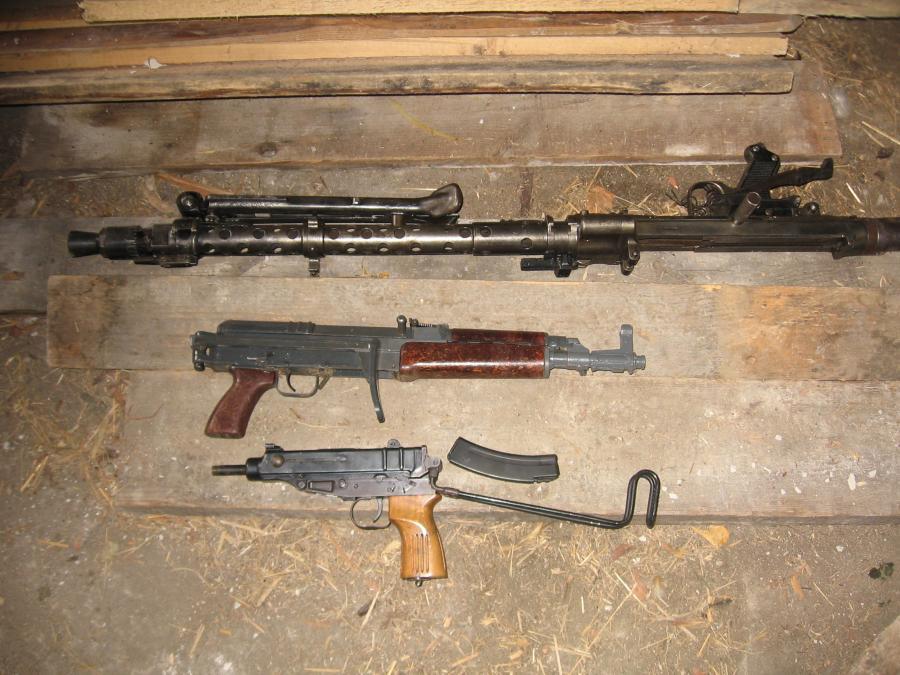 Polscy bandyci dostarczali broń włoskiej mafii