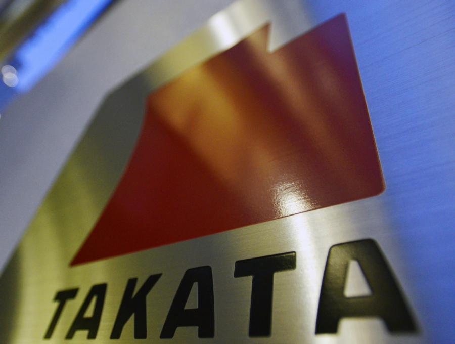 Takata - japoński producent poduszek powietrznych