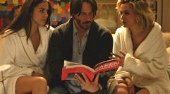 Keanu Reevesa kłopoty z dziewczynami