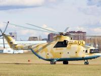 Rosyjski śmigłowiec-gigant nowej generacji. Ruszyła produkcja...