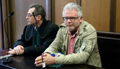 "Artur Domosławski, autor książki ""Kapuściński non-fiction"""