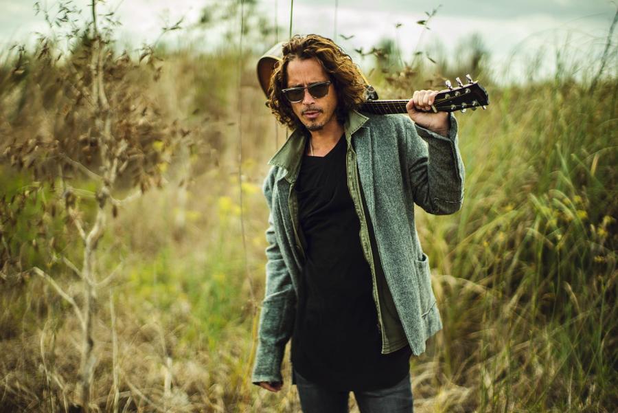 Zobacz Chrisa Cornella na Dzikim Zachodzie