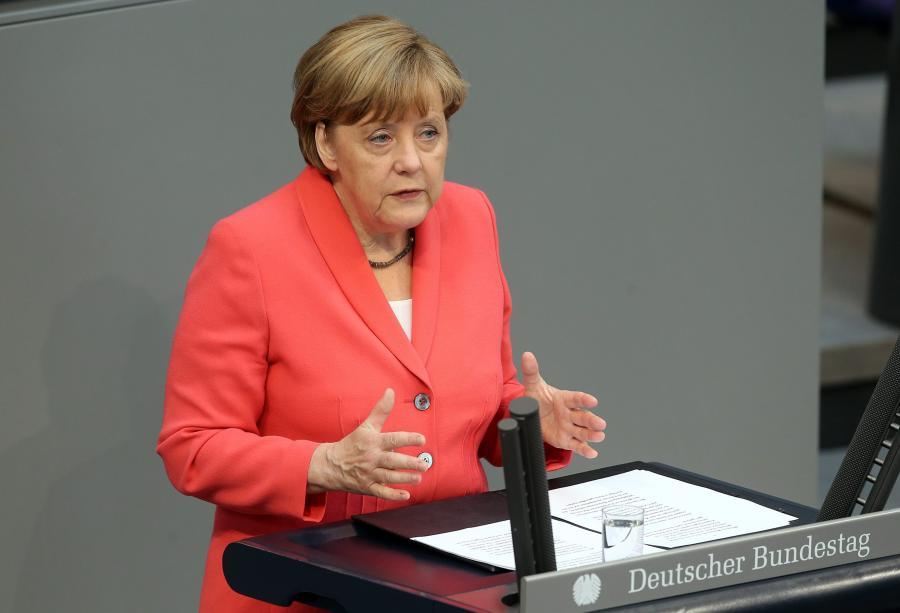 Kanclerz Angela Merkel