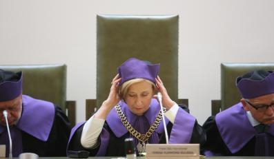 Posiedzenie Sądu Najwyższego w pełnym składzie pod przewodnictwem prezes Izby Teresy Flemming-Kuleszy, w celu podjęcia uchwały w przedmiocie ważności wyborów prezydenta RP