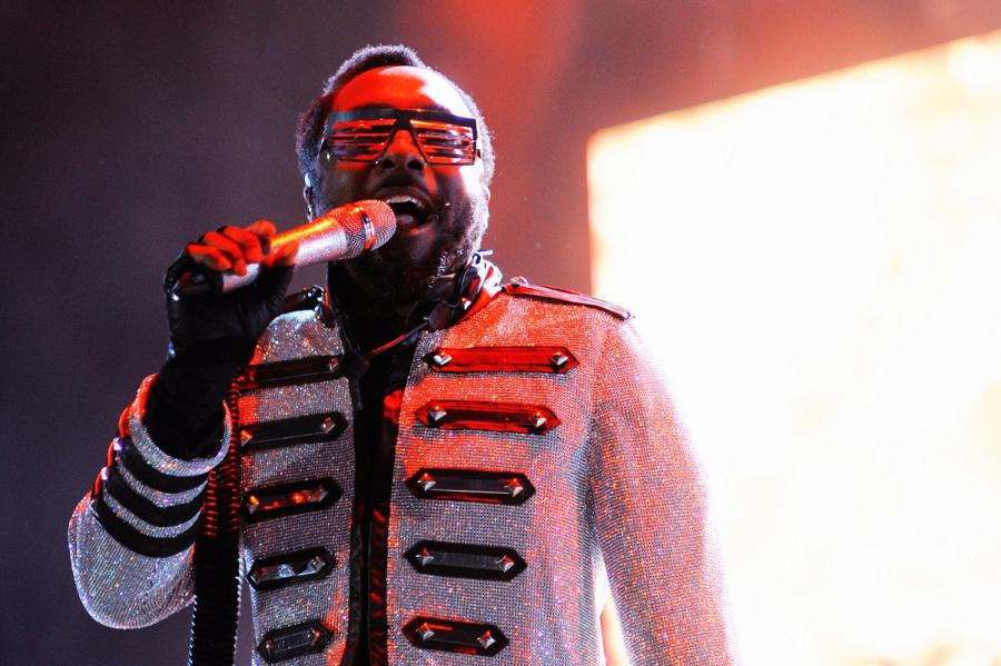 Will.i.am świętuje z Black Eyed Peas