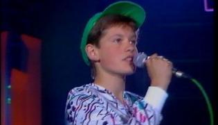Dziecięce gwiazdy muzyki: Krzysztof Antkowiak