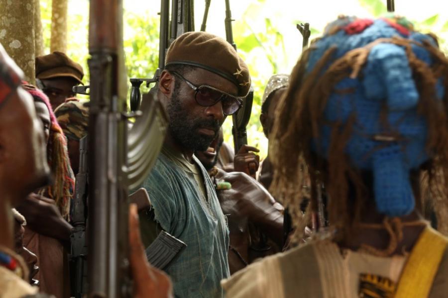 Idris Elba walczy w Afryce