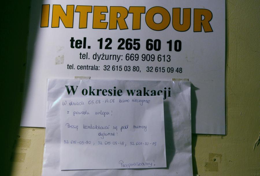 Biuro podróży Intertour