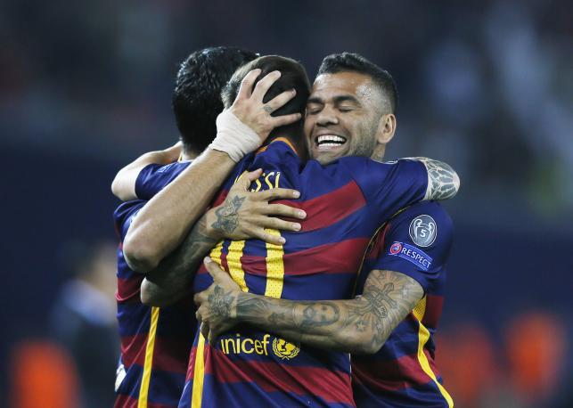 Dziewięć goli w meczu o Superpuchar Europy. Trofeum dla Barcelony