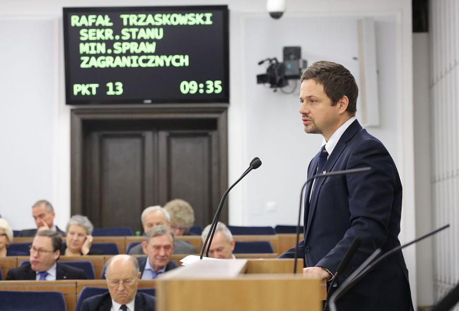 Rafał Trzaskowski / fot. Michał Józefaciuk/Wikimedia Commons/CC-BY-SA-3.0-pl