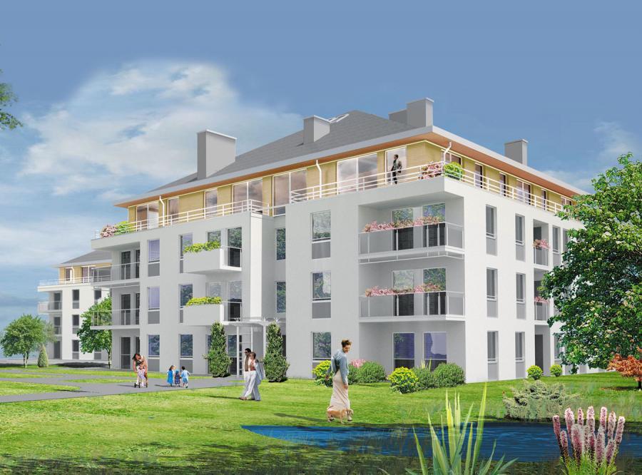 W Warszawie jest wiele ukończonych osiedli, w których mieszkania czekają na chętnych