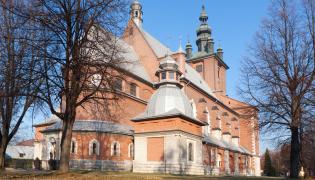 Nowy Targ, kościół Najświętszego Serca Pana Jezusa