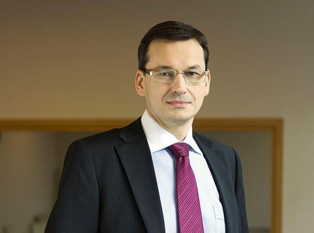Mateusz Morawiecki - kandydat na ministra finansów