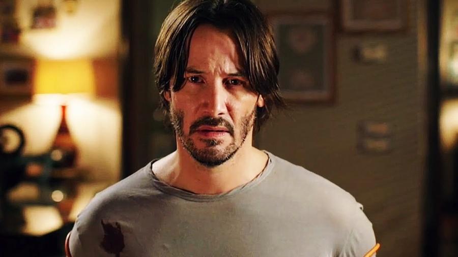 Keanu Reeves w filmie \